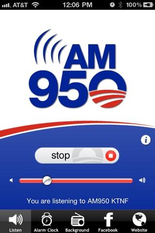AM950 KTNF – The Progressive Talk Station