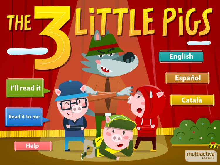 Three little pigs Lite - Playbook