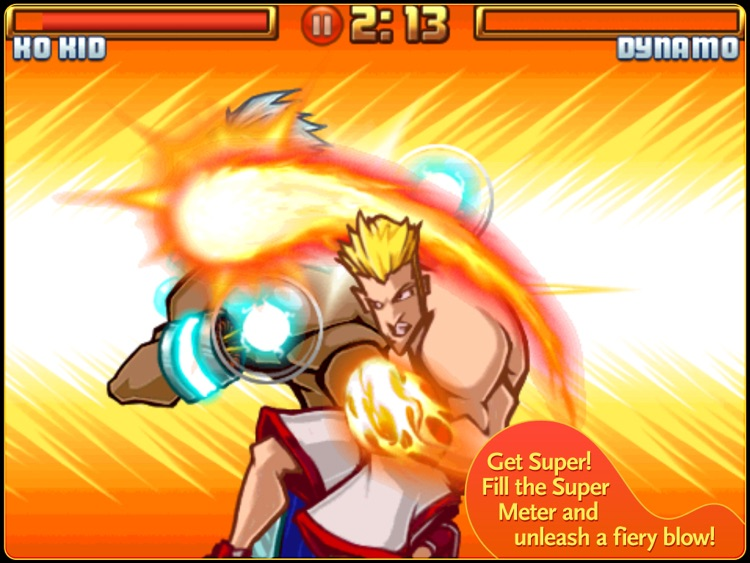 Super KO Boxing 2 for iPad screenshot-3