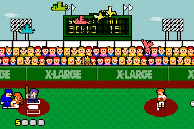 "XLARGE® ""X-Baseball"" screenshot-3"