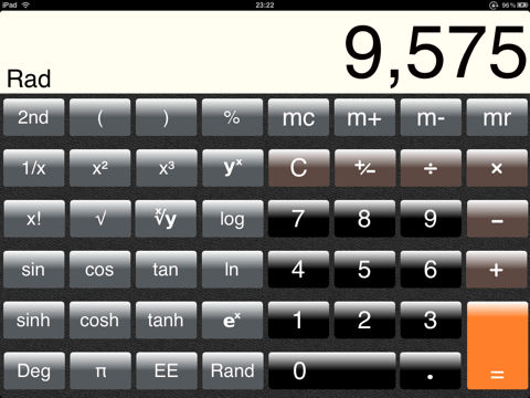 Secret Calculator screenshot 2