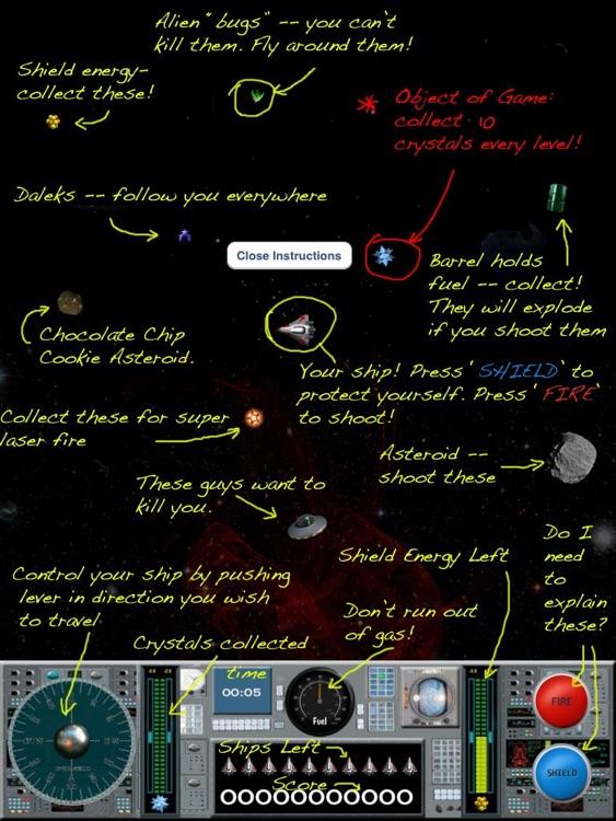 AstroPhobia! HD screenshot-4