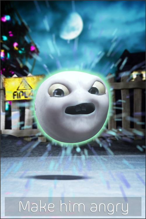 Talking Snowball screenshot-3