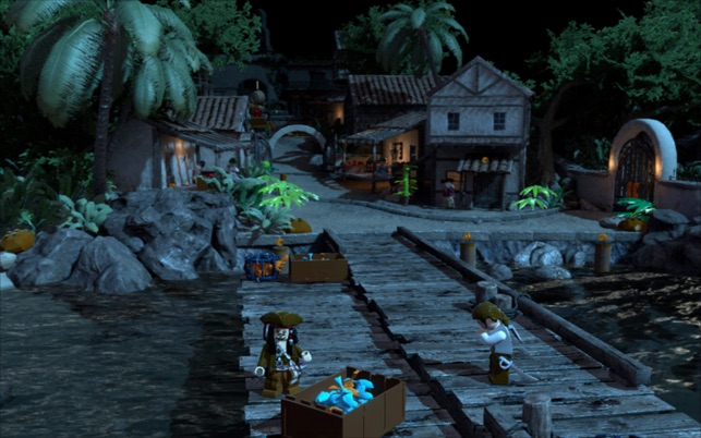 LEGO® Pirates of the Caribbean on the Mac App Store