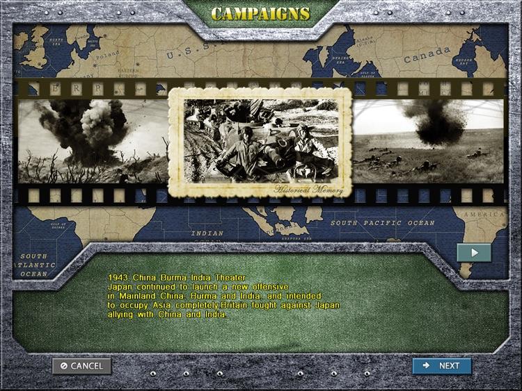 World Conqueror 1945 Lite for iPad