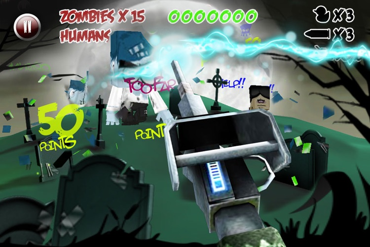 Paper Zombie screenshot-2