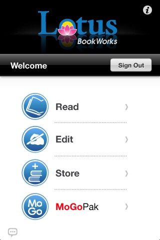 Lotus Bookworks screenshot-0