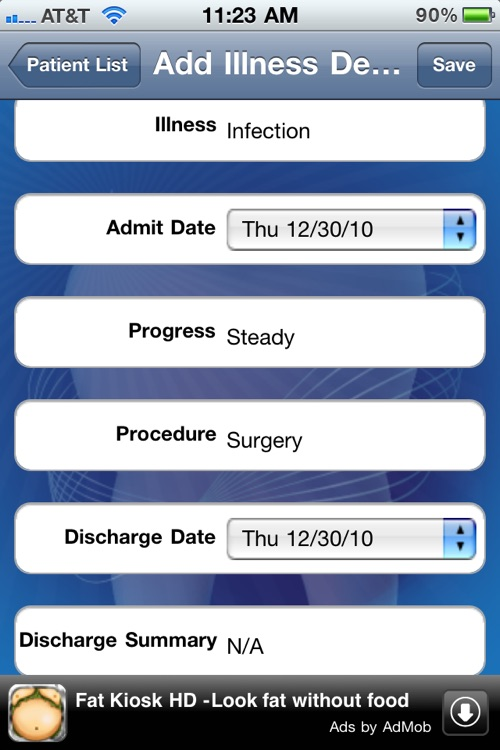 Dental Assistant HD Lite screenshot-3