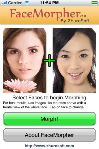 FaceMorpher Lite
