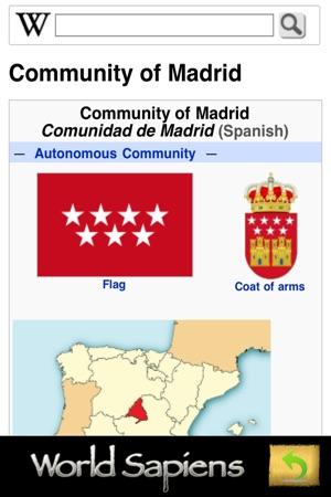 Autonomous Communities of Spain - Free - World Sapiens