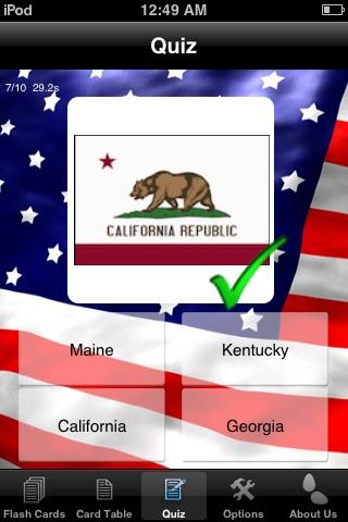 USA State Capitals screenshot-4