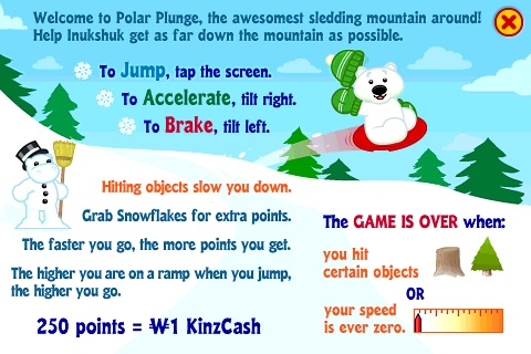 Polar Plunge ™ screenshot-2