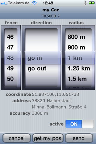 TRACKER screenshot 3