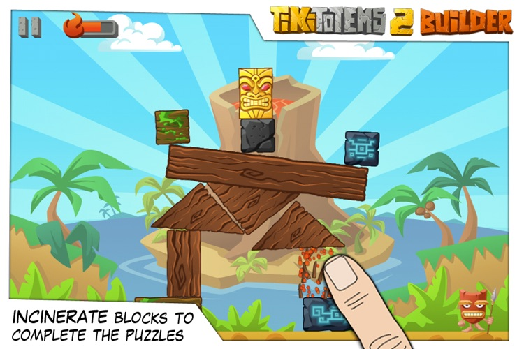 Tiki Totems 2 Builder screenshot-0