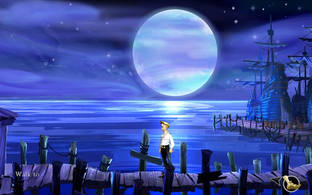 The Secret of Monkey Island ™: Special Edition Screenshot