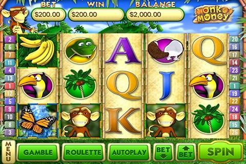 Monkey Money Slots LITE