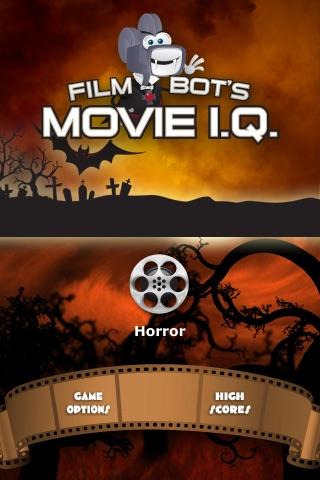 Horror Vol. 1 - Film Bot Movie I.Q. (FREE)