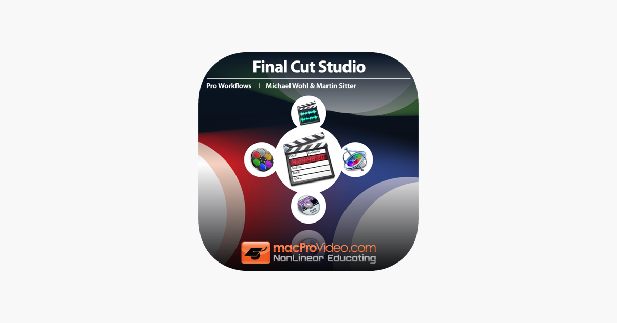 Course For Final Cut Studio Free on the App Store