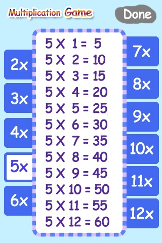 Multiplication Genius Lite