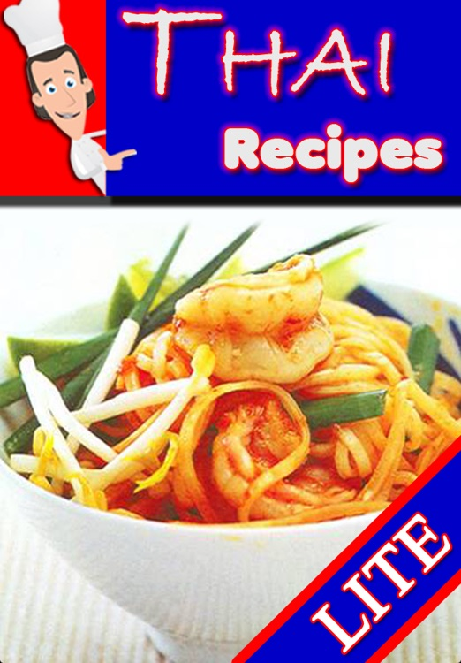 Thai Recipes Lite screenshot-0