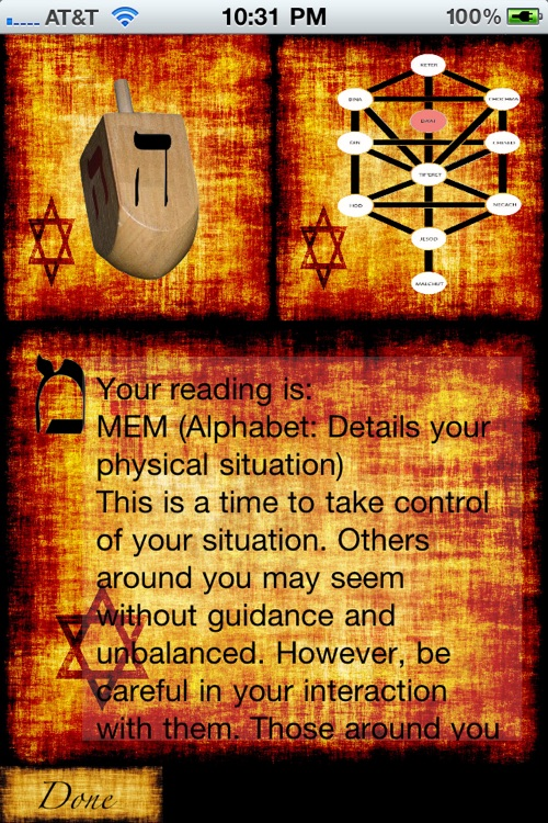 Kabbalah Oracle