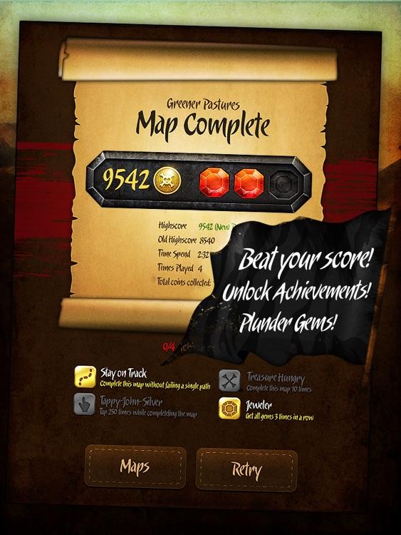 Treasure Trouble screenshot-3