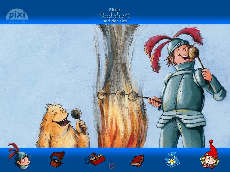 Pixi Buch Ritter Bodobert und der Yeti