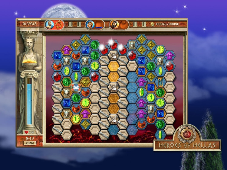Heroes of Hellas HD screenshot-3