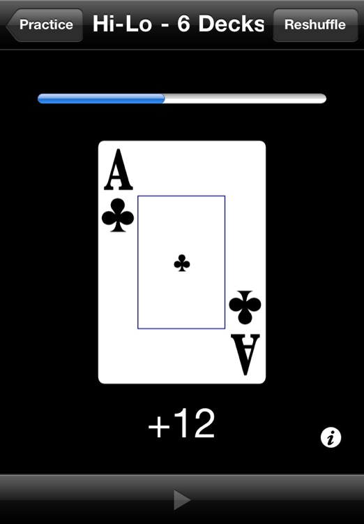 Card Counting Practice screenshot-1