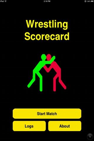 Wrestling Scorecard
