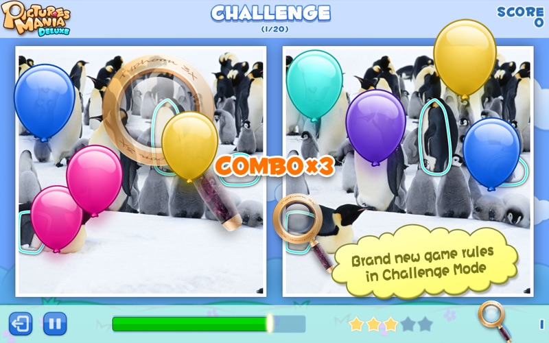 Pictures Mania Deluxe Screenshot