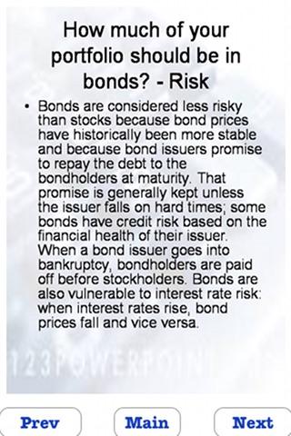 Learn Bonds Investing screenshot-4