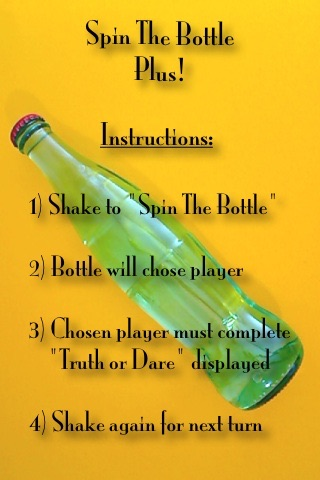 Spin The Bottle Plus! - Truth or Dare - Free