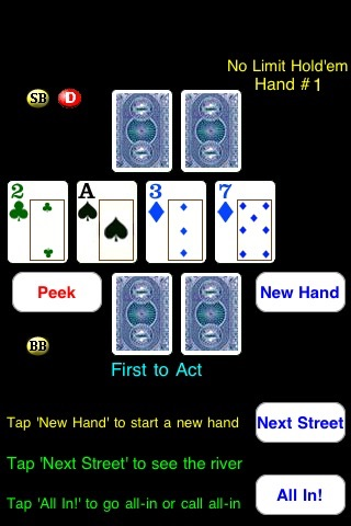 Headsup Poker 3G Free (Holdem Blackjack Omaha)