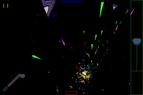 3D Space Combat: Battle for Vesta screenshot-3