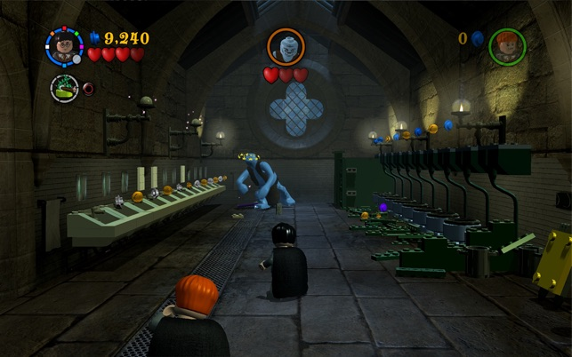 LEGO Harry Potter Years 1-4 on the Mac App Store