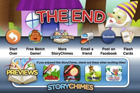 Rumpelstiltskin Storychimes (FREE) screenshot-3