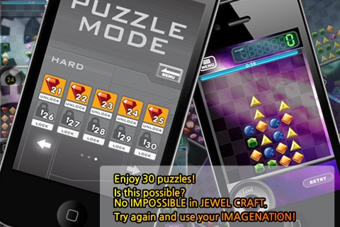 Jewel Craft Lite screenshot-4