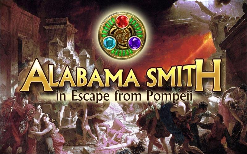 Alabama Smith in Escape from Pompeii screenshot 1