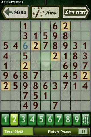 Tap Sudoku screenshot-0