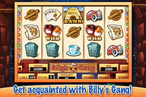 Billy's Gang Slot