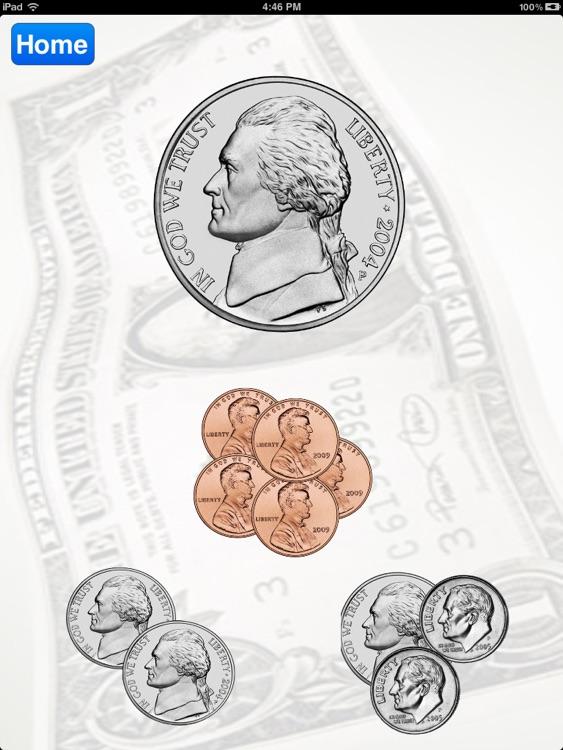 Coins for Kids screenshot-3