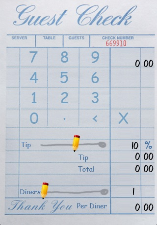 TapTapTip - Tip Calculator - Eat out, hassle-free screenshot-3