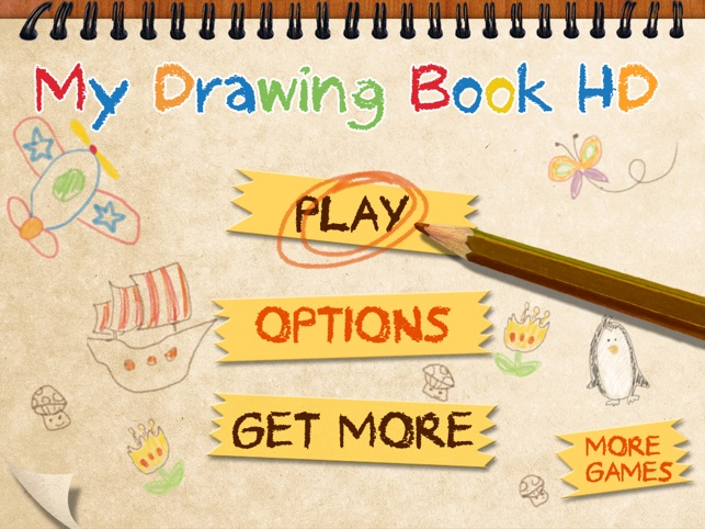 my drawing book hd on the app store