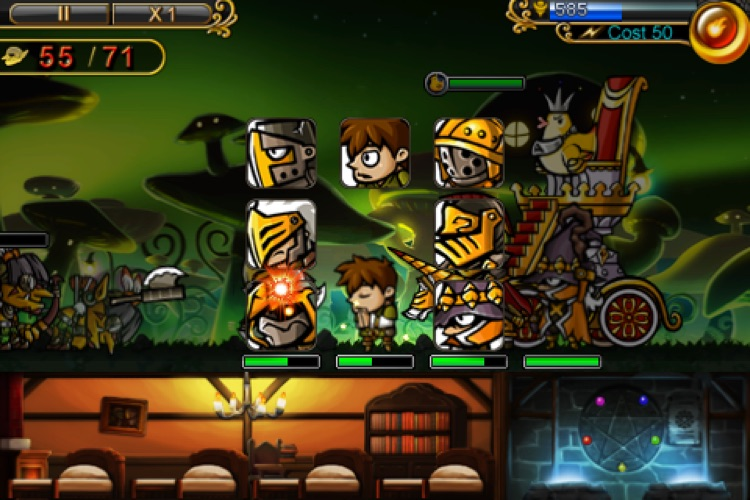 Defender of Diosa screenshot-2