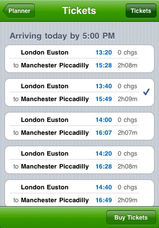 Raileasy Train Tickets screenshot-2