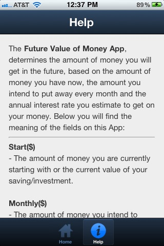 Future Value of Your Money by Garinet Media Network, LLC