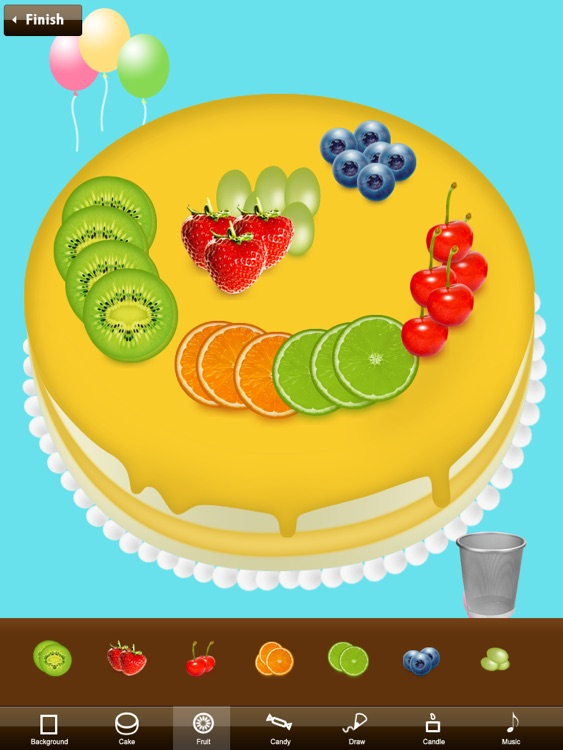 Cake DIY HD screenshot-1