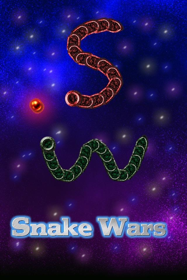 Snake Wars Screenshot