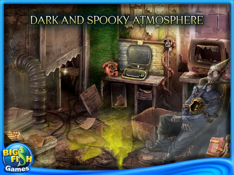 Stray Souls: Dollhouse Story - Collector's Edition HD screenshot-1